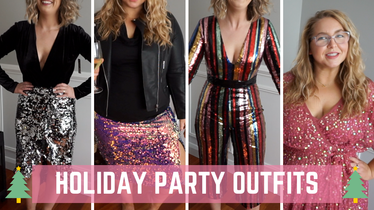 6fa0fa2869 Holiday Party Outfits · Our Time of the Month